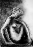 female nude study 7 by CpointSpoint