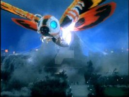 Mothra Adult 1992 by odettexsasuked1234