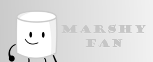 Marshy Fan Button by Thegreenskyofbfdi