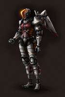 Valkyrie V2 by DMBoyleDesign