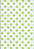 Green Polka Dots by BelovedStock