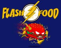 Flash Food by Miguelhan