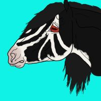 My new Rafiki! *name suggestions welcome!* by Banana-Stoner-Stable
