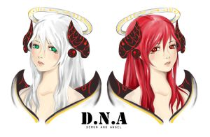 D.N.A by Rabbit-Edge