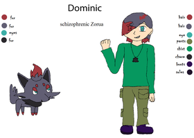 Dominic's reference by Dustyfootwarrior