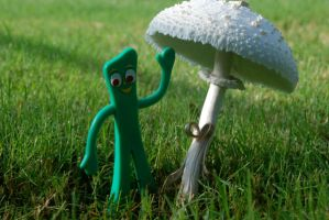 I be Gumby Dammit by Fayde2Memory