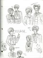 NORDICS...and some others by bookworm555