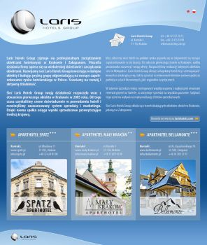 Laris Hotels Group by evilve