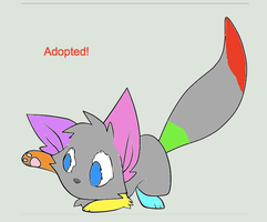Cute 1 Point Kitty Adoptable -CLOSED- by WarriorCatLuver123