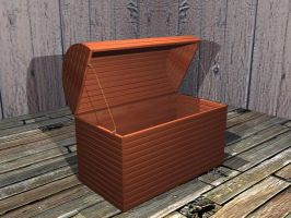 Cedar Chest by ThePickle