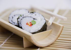 food photography- sushi by Je-Nice