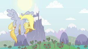 Oh Derpy, You Sweetheart. by minimoose772