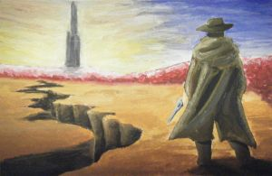 Journey to The Dark Tower by InfamousGee