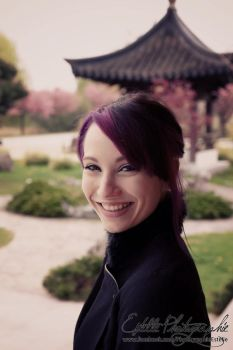 Beautiful Smile by Estelle-Photographie