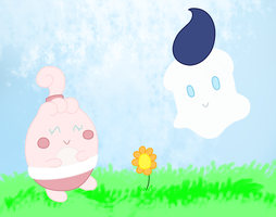 PKMNation: Adorable Flower Thing by gaper4