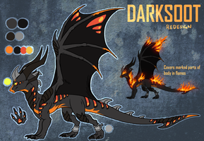 Darksoot redesign by Tearraven