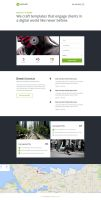 ARTevent - Unbounce Template by Xstyler85