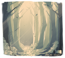 Forest by Polkadot-Creeper