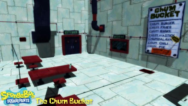 (MMD Stage) The Chum Bucket Download by SAB64