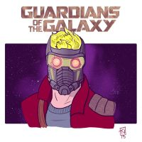 Star Lord by tylernewcomb