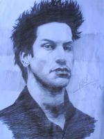 Keanu Reeves by KinKiat