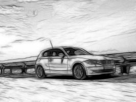 BMW_1-series by vicing