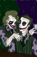 Joseph Joker by BlackInkHeart