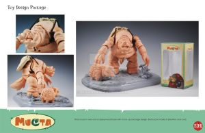 Toy Design: Mueta and Beau by Biodin