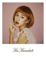 Mrs Marmalade by haania