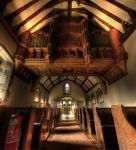 Hanging Organ by wreck-photography