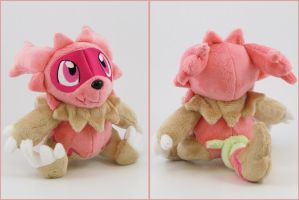 Zig pokedoll by MagnaStorm