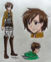Romi Sanders .:SnK OC:. RE_SUBMITTED by MamoruAka