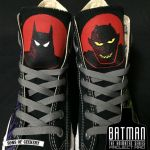 Batman: The Animated Series Sneakers by D-ART-H