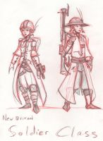 New Britain - Classes - Soldier by HJTHX1138