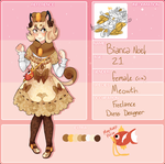 MC app - Bianca by chesdere