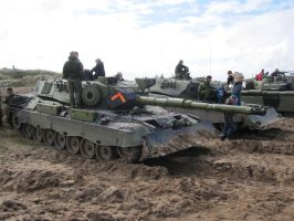 Leopard 1A5 DK1 by Liam2010