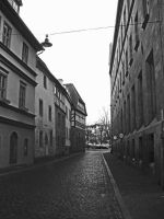 Street in Erfurt 9 by Anny-Sunny