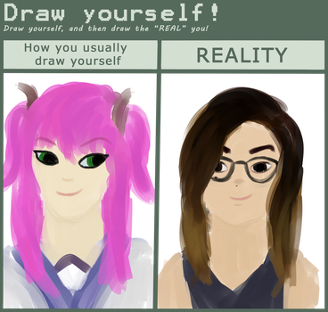 Draw Yourself Challenge by TapNyny