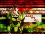 Android 16 - Born To Kill by FreddyGipson