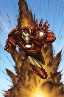 Iron Man by S.Platt by Absalom7