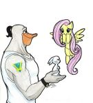 Ducks and Ponies 4 of 6 by katwarrior