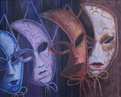 Masquerade by mbeckett