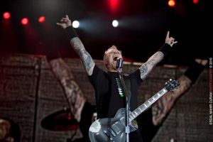 Metallica Live in Istanbul III by curan