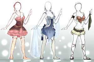 Fashion Design by Jussti