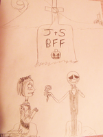 ORFF-Young Jack and Sally by NintendoGal55