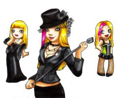avril-Hot lollll by Mmystery