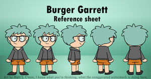 Burger Reference Sheet by FluffyMystic