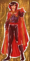 Dr. Strange played by Benedict Cumberbatch by tarunbanned