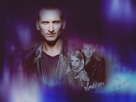 Christopher Eccleston by KyleOShea