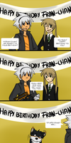 Happy Birthday Fran-chan!! by KeysaMoguri